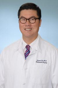 Edward Lee, M.D. Orthopedic Extremity Surgeon