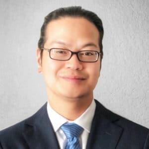 Dr. Phong Le headshot